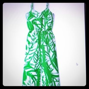 Lilly Pulitzer jumpsuit Brand new size XL